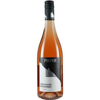 2020 Portugieser Weißherbst lieblich - Weingut Pieper