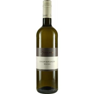 2020 Grauer Burgunder trocken - Weingut Simonis