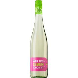 """2018 """"weil das Leben schön ist"""" Weißwein - Weingut Castell"""