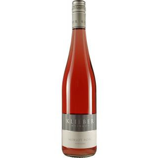 2019 Merlot rosé feinherb - Weingut Klieber