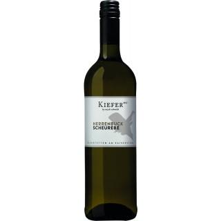 2019 Herrenbuck Scheurebe lieblich - Weingut Friedrich Kiefer