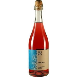 2019 Traubensecco Rosé BIO - Weingut im Zwölberich
