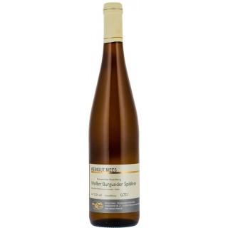 2015 Weißer Burgunder Spätlese trocken Nahe Kreuznacher Rosenberg - Weingut Mees