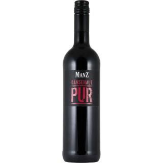 2018 Gänsehaut PUR Magnum trocken - Weingut Manz