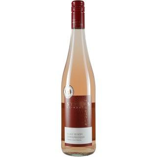 2018 Spätburgunder Blanc de Noir Waldracher Krone trocken - Weingut Gebrüder Steffes