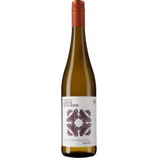 2018 Weiße Trinkfreu[N]de - Weingut Scheuring