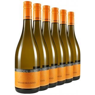 Weißer Burgunder-Paket // Weingut Frieden-Berg