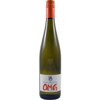 2018 OMG Müller-Thurgau Kabinett trocken - Weingut von der Tann