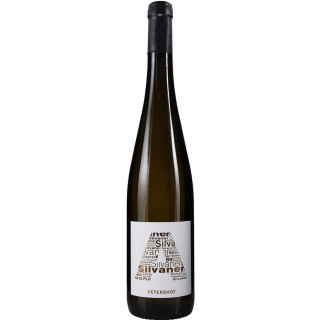 "2018 Silvaner ""A"" trocken - Weingut Petershof"