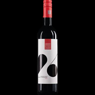 "2017 ""Twentysix"" Rot Qualitätswein tr. QbA Trocken - Weingut Bickel-Stumpf"