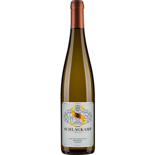2020 Riesling halbtrocken - Weingut Schlagkamp-Desoye
