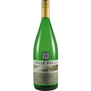 "2015 ""VOLLE PULLE"" Riesling&Müller-Thurgau Kabinett - Weingut Destillerie Harald Sailler"