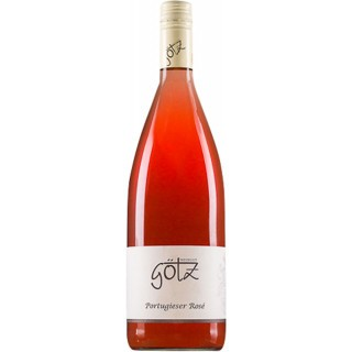 2019 Portugieser Rosé feinherb 1,0 L - Weingut Götz