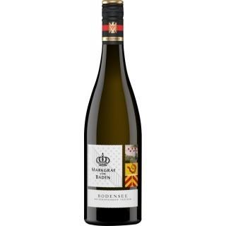 2018 Bodensee Weissburgunder trocken - Weingut Markgraf von Baden - Schloss Salem