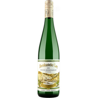 2006 Bernkasteler Lay Riesling Beerenauslese 0,75L Stelvin edelsüß - Weingut Witwe Dr. H. Thanisch, Erben Müller-Burggraef