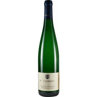 2017 Brauneberger Mandelgraben Riesling Kabinett trocken - Weingut Dr. Leimbrock