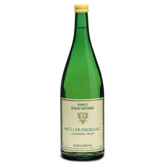 2019 Müller-Thurgau Qualitätswein trocken 1,0 L - Weingut Schloss Ortenberg