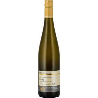 2019 Sauvignon Blanc Nahe Kreuznacher Rosenberg Weißwein Lagenwein trocken - Weingut Mees