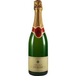 2012 STIGLER PINOT brut Rosé - klassische Flaschengärung - Weingut Stigler