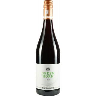 2017 Greenhorn Cuvée Rot VDP.GUTSWEIN trocken - Weingut Blankenhorn