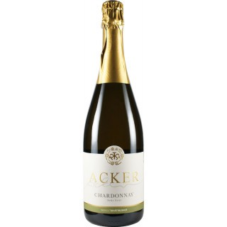 2015 Chardonnay brut - Weingut Acker - Martinushof
