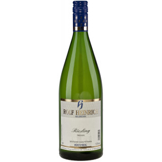 2018 Riesling Qualitätswein trocken 1L - Weingut Rolf Heinrich