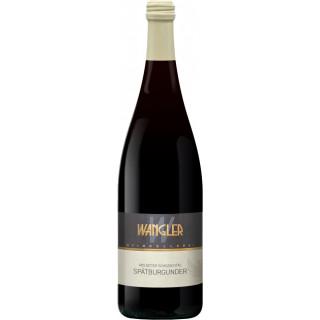 2019 Abstatter Schozachtal Spätburgunder halbtrocken 1,0 L - Weinkellerei Wangler