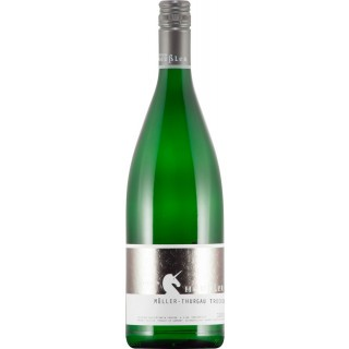 2019 Müller-Thurgau trocken 1,0 L - Weingut Christian Heußler