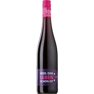 2018 Weil das Leben schön ist Rotwein - Weingut Castell