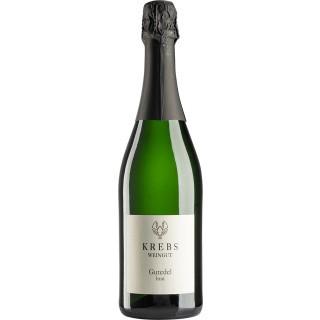 2018 Gutedel brut - Weingut Krebs