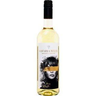 2019 Cuvée Weiß THERESA WEISS lieblich - Bavaria Wein