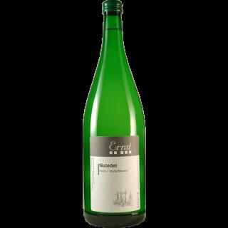 2019 Gutedel Baden, Markgräflerland QbA trocken 1L - Weingut Ernst