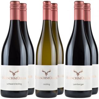 Probierpaket-Hirschmüller // Wein- und Sektgut Hirschmüller