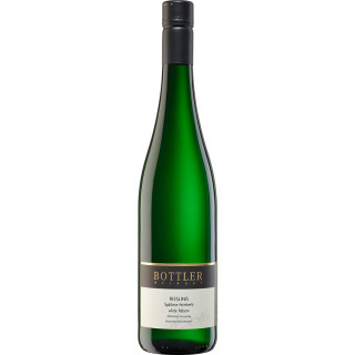 2019 Riesling Spätlese feinherb - Weingut Bottler