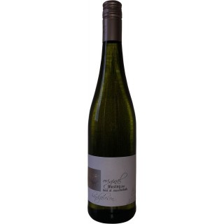 2017 RIESLING pur best of .muschelkalk. trocken - Weingut Glaser