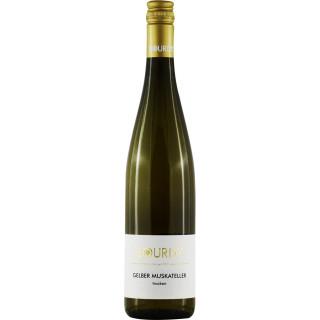 2020 Gelber Muskateller trocken - Weingut Bourdy