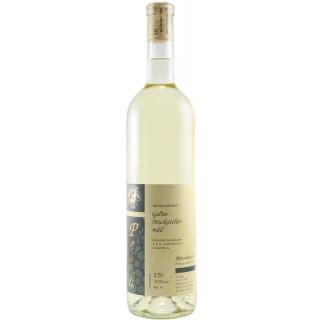 2016 Gelber Muskateller Qualitätswein mild - Weingut Andreas und Heinfried Peth