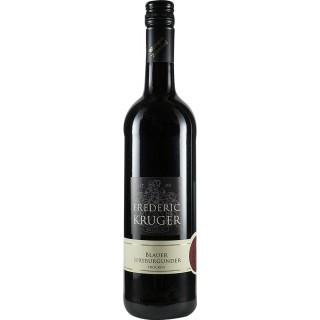 2016 Blauer Spätburgunder trocken - Weingut Zehnthof Kruger