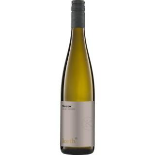 Secco Weiß Perlwein trocken - Weingut Keth