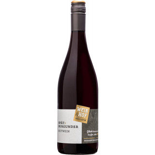 2018 Spätburgunder Rotwein - Wein & Hof Hügelheim