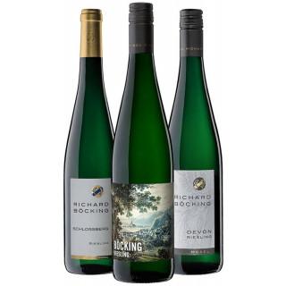 Riesling-Probierpaket -  Weingut Richard Böcking