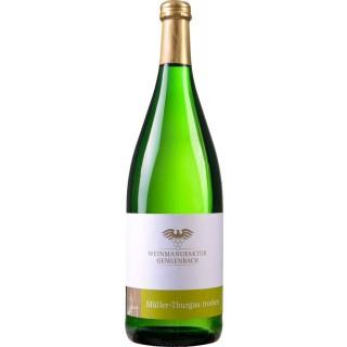 2018 Müller-Thurgau trocken 1L - Weinmanufaktur Gengenbach