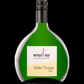 2018 Müller-Thurgau trocken BIO - Weingut Schloss Saaleck