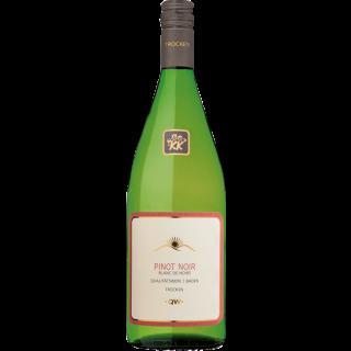 2018 Baden Pinot Noir Blanc de Noirs Dt. QW 1L trocken - Winzergenossenschaft Königschaffhausen-Kiechlinsbergen