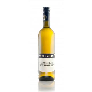 2017 Lemberger Weißherbst halbtrocken - Weingut Roland Vollmer