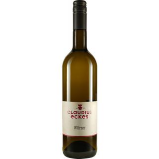 2018 Würzer süß - Weingut Claudius Eckes