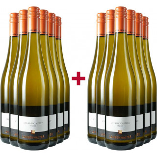 Chardonnay XXL Paket  - Weingut Langenwalter