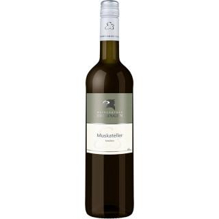 2020 Muskateller Ebene 3 trocken - Weingärtner Esslingen