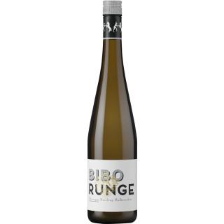 2016 Rheingau Riesling halbtrocken - Weingut BIBO RUNGE