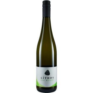 """2019 Cuvée Weiß """"Der Weiße"""" lieblich - Weingut Lithos"""